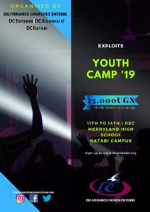 Youth Camp @ MaryLand High School- Katabi Campus